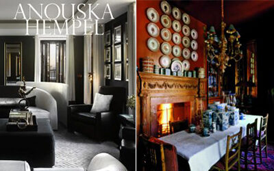 Anouska Hempel by Marcus Binney: A Brilliant Foray Into the Mind of a Design Genius