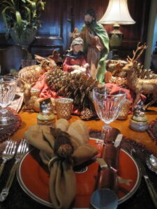 Holiday Tablescape Tips 1